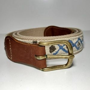 A tail we would wag belt size 40 Boho Colorful